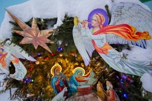 Архипастырь совершил Литургию в Неделю пред Богоявлением