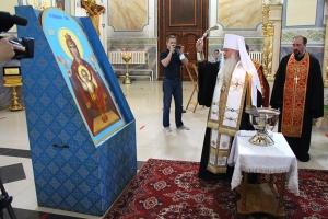 У орловского трезвеннического движения появилась своя святыня — образ «Неупиваемая чаша»