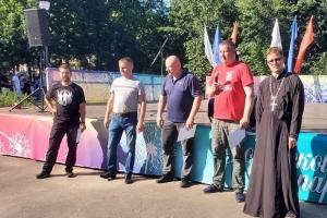 Молодежный отдел Орловской епархии стал соучредителем кубка по лазертагу, посвященного 80-летию со начала Великой Отечественной войны