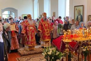Обитель в Долбенкино отметила престольный праздник