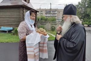 Владыка Тихон совершил Литургию в Казанском храме посёлка Стрелецкий