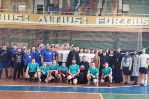 Студенты из Орла, Тулы и Белгорода сразились на футбольном турнире имени святого Кукши