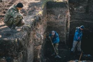 Археологи обнаружили при раскопках в Орле Рождественский собор