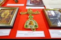 В центре «Металлург» открылась IV Международная православная выставка «От покаяния к воскресению России». 13 марта 2018 г.