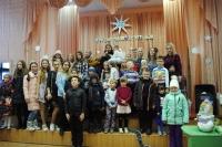 7 января 2019 г. в школе №4 состоялся праздничный рождественский концерт Мценского викариатства