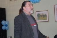12 января 2019 г. в районной библиотеке на рождественском концерте собрались жители поселка Кромы