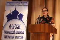 В Ливнах открылся IV форум православной молодежи Ливенской епархии. 20 февраля 2019 г.