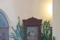 В праздник Святой Троицы (Пятидесятницы) митрополит Орловский и Болховский Антоний совершил Литургию в женском Троицком Оптином Рождества Богородицы женском монастыре Болхова и возглавил торжества в честь 350-летия главного собора обители. 27 мая 2018 г.