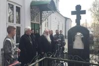 Митрополит Тихон возглавил богослужения Великого Вторника в Свято-Иоанно-Крестительском храме Орла. 22-23 апреля 2019 г.