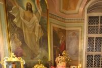 В ночь с 27 на 28 апреля 2019 года в Ахтырском кафедральном соборе Орла митрополит Орловский и Болховский Тихон совершил Пасхальные богослужения — полунощницу, крестный ход, Пасхальную заутреню и Божественную литургию свт. Иоанна Златоуста