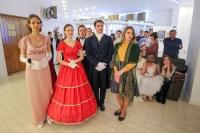 В ОГАТ имени И. С. Тургенева состоялся Сретенский бал православной молодежи. 17 февраля 2019 г.