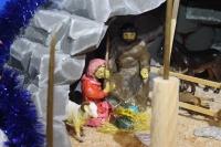 В зале Банковского колледжа Среднерусского института управления-филиала РАНХиГС состоялся концерт «Тепло Христова Рождества», организованный Орловской митрополией. 8 января 2019 г.
