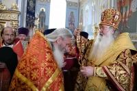 Митрополит Орловский и Болховский Тихон провел первое епархиальное собрание на Орловской кафедре. 30 мая 2019 г.