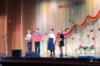 28апреля 2019 г. воМценском дворце культуры состоялся пасхальный концерт воспитанников городских воскресных школ