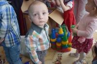 29 апреля 2019 г. волонтёры отдела социального служения и церковной благотворительности Орловской епархии посетили Орловский специализированный дом ребёнка