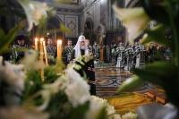 В День Светлого Христова Воскресения в Орел будут доставлены куличи, освященные Святейшим Патриархом Кириллом