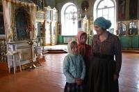 Митрополит Орловский и Болховский Тихон посетил Христорождественский храм в Болхове. 3 мая 2019 г.