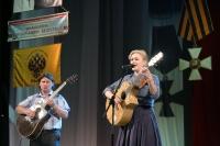 Гала-концерт 17-го  Фестиваля православной молодежи «Святой Георгий» сучастием лауреатов разных лет состоялся вОрловском городском центре культуры. 6 мая 2019 г.