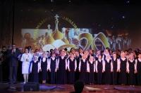 Православная гимназия имени священномученика Иоанна Кукши отметила 20-летие. Торжественное мероприятие в честь события состоялось в концертном зале ОГАУ. 6 сентября 2018 г.