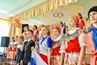Орловская православная молодёжь организовала концерт для воспитанников болховского интерната для детей с физическими недостатками. 3 июня 2018 г.
