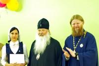 ВОрловской православной гимназии воимя священномученика Кукши двадцатый учебный год завершился десятым юбилейным вручением аттестатов. 21 июня 2019 г.