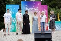 Православные добровольцы присоединились к благотворительной акции «Терапии счастья» в поддержку пациентов НКМЦ. 1 июня 2019 г.