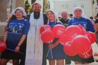 Открытие выставки и концерт в рамках празднования 5-летия Ливенской епархии. 25 июля 2019 г.