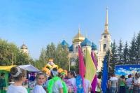 Митрополит Орловский и Болховский Тихон принял участие в торжествах в честь Дня Болховского района. 27 июля 2019 г.