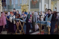 Митрополит Орловский и Болховский Тихон возглавил торжества в честь престольного праздника храма Смоленской иконы Божией Матери. 9-10 августа 2019 г.