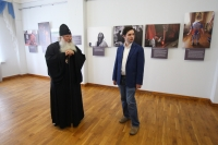 В Орловском областном краеведческом музее открылась фотовыставка «Верующие», организованная журналом «Фома». 18 августа 2019 г.