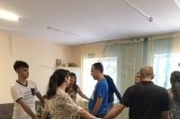 Волонтеры движения «Богоявленска семья» рассказали о Преображении Господнем инвалидам с ментальными нарушениями