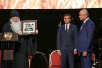 Митрополит Орловский и Болховский Тихон принял участие в торжествах в честь Дня Орловского района. 31 августа 2019 г.