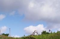 10-летие отметил приход прп. Сергия Радонежского в селе Кирово Московского района. 8 октября 2019 г.