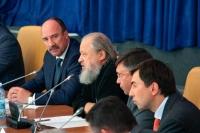 Митрополит Орловский и Болховский Антоний принял участие в Координационном совещании по противодействию религиозному экстремизму в Орловской области. 24 июня 2015 г.