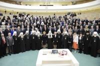 Глава Орловской епархии принял участие в Рождественских парламентских встречах в Совете Федерации РФ. 28 января 2014 г.