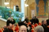 1 февраля 2016 года, в годовщину интронизации Святейшего Патриарха Кирилла в Храме Христа Спасителя была совершена литургия. 2-3 февраля 2016 года в Зале церковных соборов прошел Освященный Архиерейский Собор. В мероприятиях приняли участие митрополит Орловский иБолховский Антоний иепископ Ливенский иМалоархангельский Нектарий