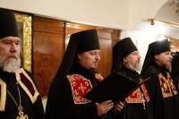 Наречение архимандрита Алексия (Заночкина) во епископа Мценского. 8 апреля 2017 г.