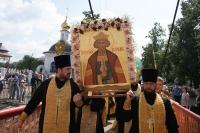 В день памяти равноапостольного князя Владимира архиепископ Орловский и Ливенский Антоний совершил литургию в Богоявленском соборе г. Орла и возглавил епархиальные торжества в честь празднования 1025-летия Крещения Руси. 28 июля 2013 г.