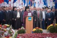 Духовенство Орловско-Ливенской епархии и Высокопреосвященнейший архиепископ Орловский и Ливенский Антоний приняли участие в торжествах в честь Дня города Орла. 5 августа 2013 г.