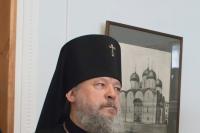 Архиепископ Орловский и Ливенский Антоний посетил открытие выставки, посвященной 400-летию Императорского Дома Романовых. 17 апреля 2013 г.