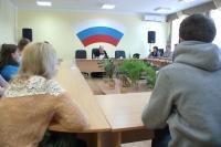 Архиепископ Орловский и Ливенский Антоний выступил с лекцией перед студентами ОрелГИЭТ. 23 апреля 2013 г.