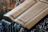 В Неделю 4-ю Великого поста архиепископ Орловский и Ливенский Антоний совершил вечернее богослужение с чином Пассии в Ахтырском кафедральном соборе г. Орла. 30 марта 2014 г.