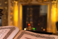 Архиепископ Орловский и Ливенский Антоний совершил в Ахтырском кафедральном соборе г. Орла утреню Великой пятницы с чтением двенадцати Евангелий Святых Страстей Господа нашего Иисуса Христа. 17 апреля 2014 г.
