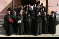 Объединенное собрание духовенства и сотрудников Орловской митрополии. 18 сентября 2014 г.