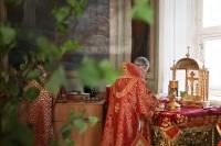 В день Святого Духа архиепископ Орловский и Ливенский Антоний совершил в Ахтырском кафедральном соборе г. Орла Божественную литургию. За богослужением Владыка совершил хиротонию иподиакона Николая Макарова во диакона. 9 июня 2014 г.