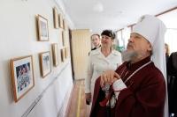 Митрополит Орловский и Болховский Антоний встретится с педагогами и учащимися школы № 22 города Орла. 13 мая 2016 г.