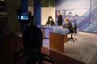 Архиепископ Орловский и Ливенский Антоний принял участие в программе Александра Короткевича «Контакт». 17 января 2013 г.