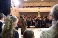 В Орле прошел первый городской фестиваль воскресных школ. 13 ноября 2011 г.