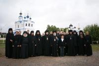 В праздник Успения Пресвятой Богородицы архиепископ Антоний совершил Божественную литургию в Свято-Успенском монастыре. 28 августа 2012 г