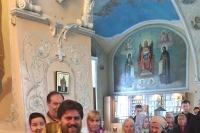 Молебны святой Монике по благословению митрополита Орловского и Болховского Тихона еженедельно будут совершаться в Богоявленском соборе по пятницам после вечернего богослужения